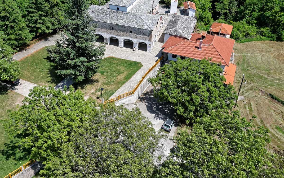 Μοναστήρι Αρχαγγέλου