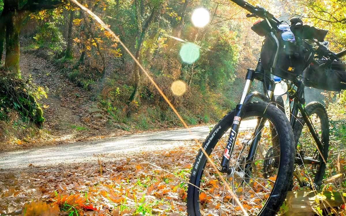 Ποδηλασία στα Λουτρά Πόζαρ